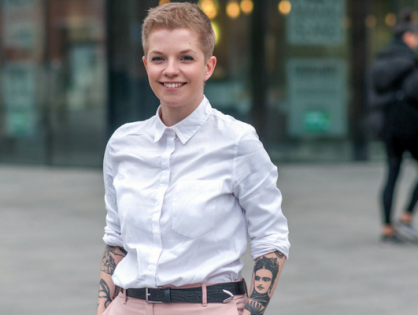 Meet the Founder: Ruth Hartnoll, Content Director