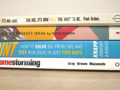 Recommended Reads: UX Design